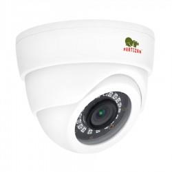 Купольная камера с фиксированным фокусом с ИК подсветкой Partizan CDM-223S-IR HD 3.6